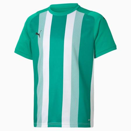Maillot domicile Rio Ave FC pour enfant et adolescent, Pepper Green-Puma White, small