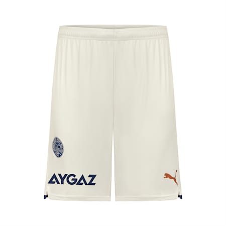 Short Fenerbahçe S.K Replica Homme, Glacier Gray-Puma White, small