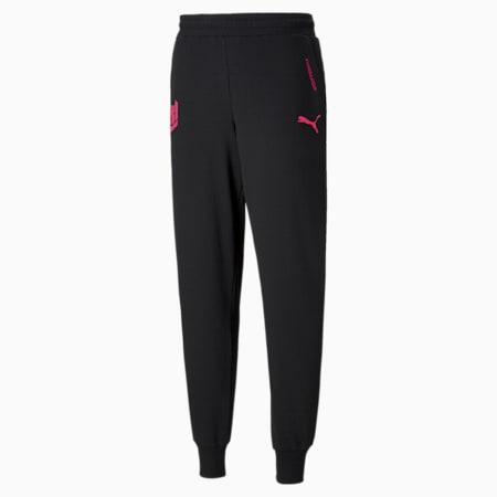 KRÜ E7 Replica Men's Esports Pants, Puma Black, small
