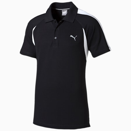 ACTIVE Polo, black, small-IND