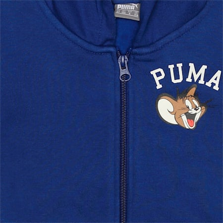 FUN Tom & Jerry Sweat Jacket, sodalite blue, small-IND