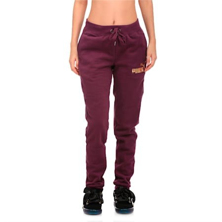 FUN HOLIDAY Pants, italian plum, small-IND
