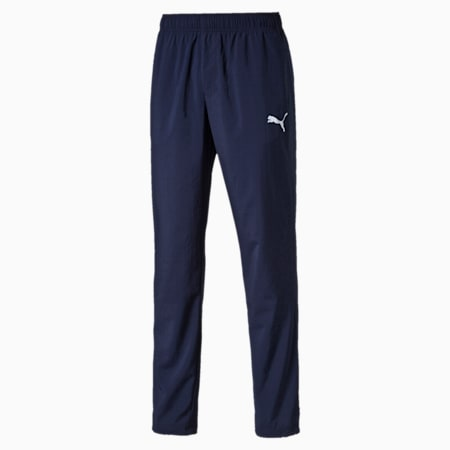 Active Men's Woven dryCELL Pants, Peacoat, small-IND