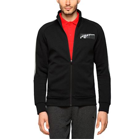 Evostripe Jacket, Cotton Black, small-IND