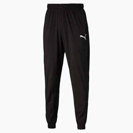 Pantalones tejidos Active para hombre, Puma Black, small