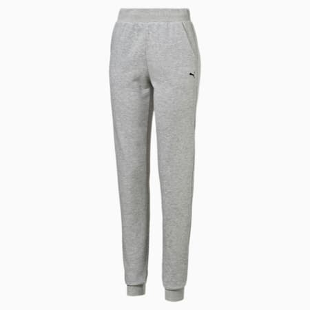 Training Men's Essential Pant, Light Gray Heather, small-IND