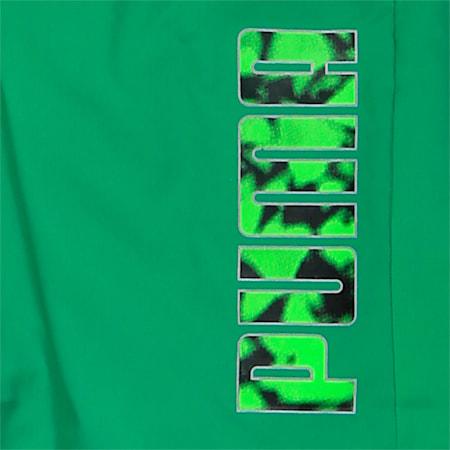 PUMA Hero Woven Shorts, Bright Green, small-IND