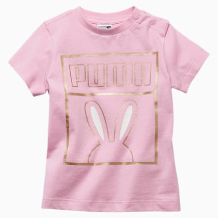 Easter Babies' Tee, Pale Pink, small-SEA
