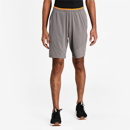Mens Training Short I, Charcoal Gray, small-IND
