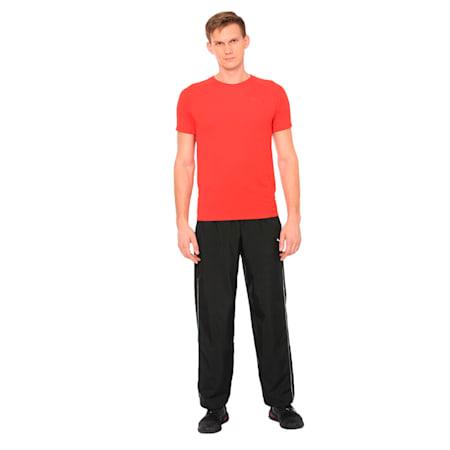 Men's Woven TrackPants I, Puma Black, small-IND