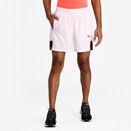 Men's Woven Shorts, Puma White, small-IND