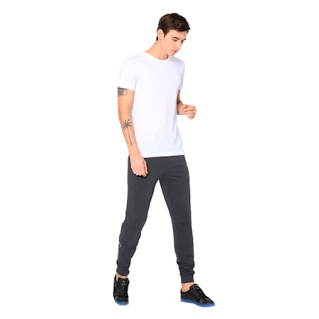 PUMA x Virat Kohli Men's Sweatpants, Dark Gray Heather, small-IND