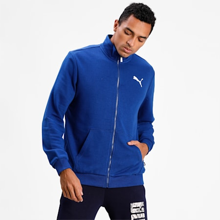 Mens Graphic Track Jkt TR IV, Sodalite Blue, small-IND