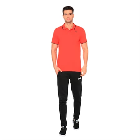 Modern Sports Polo, High Risk Red, small-IND