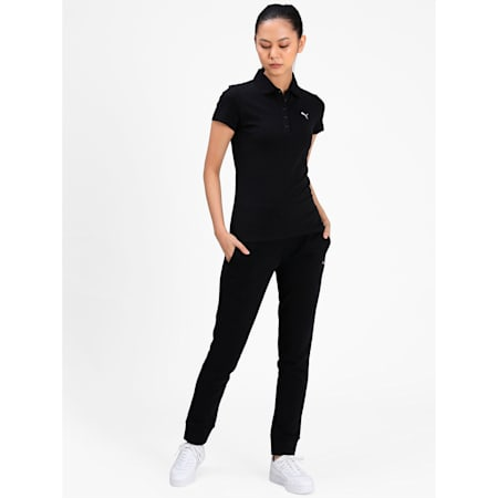 ESS Polo, Cotton Black-Cat, small-IND