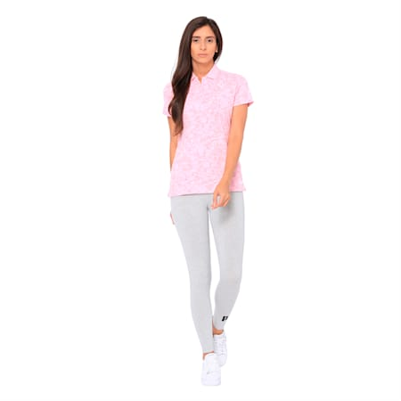Fusion AOP Polo, Pale Pink, small-IND