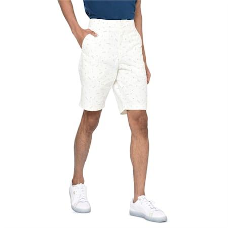 PUMA x Virat Kohli AOP Men's Chino Shorts, Marshmallow, small-IND