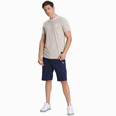 PUMA x Virat Kohli AOP Men's Chino Shorts, Peacoat, small-IND
