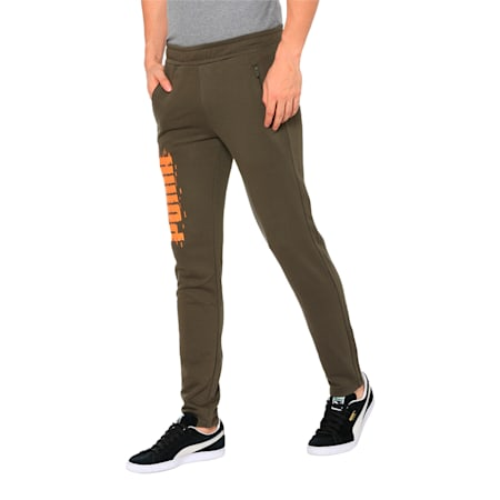 Knitted pant 4 Men TR SL op, Forest Night, small-IND