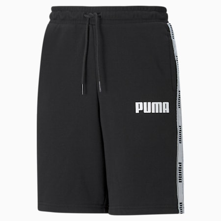 Tape Training Youth Shorts, Puma Black, small-GBR