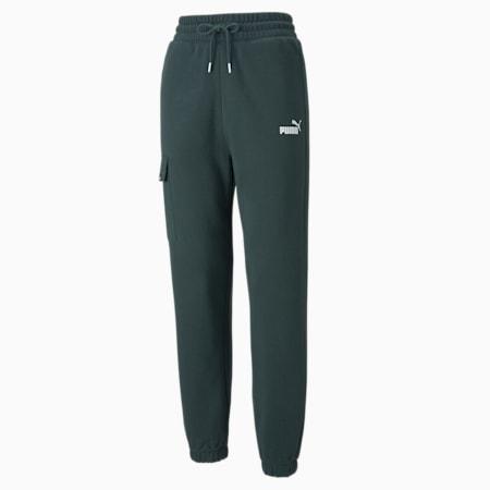 Pantalon de survêtement cargo Power, femme, Pignons verts, petit
