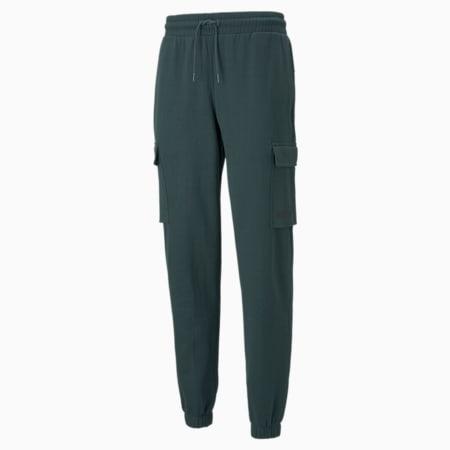 Pantalones deportivos cargo Power para hombre, Green Gables, pequeño