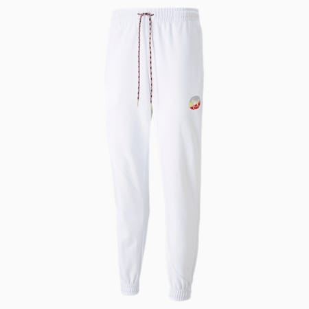 AS Men's Training Pants, Puma White, small-GBR