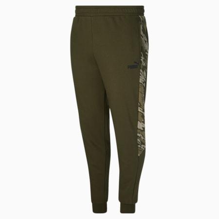 Pantalones para entrenamiento estampados BT, Grape Leaf, pequeño