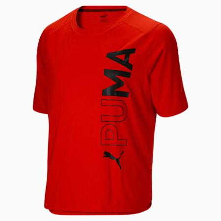 T-shirt d'entraînement BT PUMA, homme, Rouge risque élevé, petit