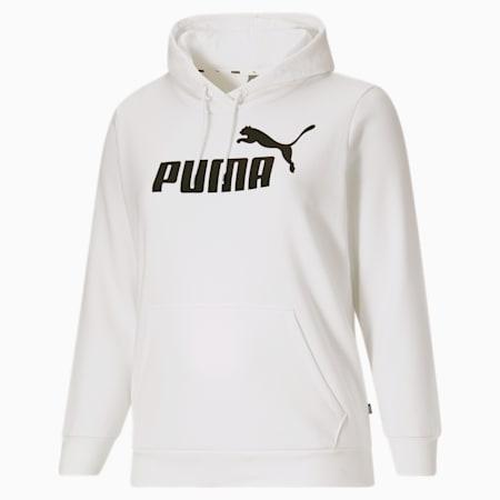 Kangourou à logo Essentials, femme, Blanc Puma, petit
