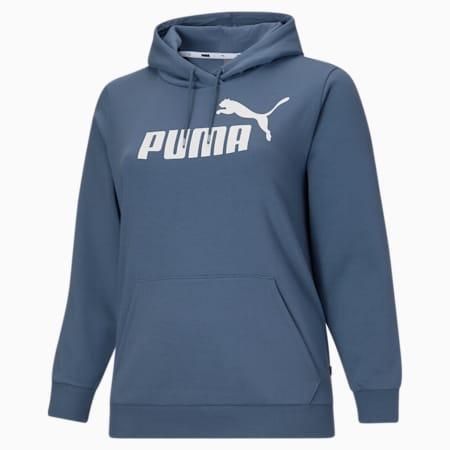 Kangourou à logo Essentials, femme, Bleu de Chine - Blanc Puma, petit