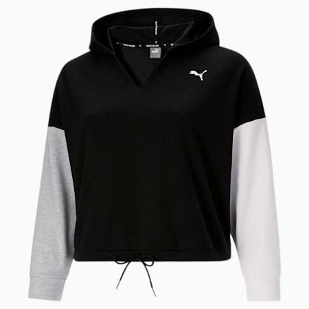 Kangourou PL Modern Sports, coton noir, petit