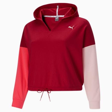 Sudadera con capucha Modern Sports PL, Persian Red, pequeño