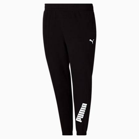 Pantalon PL Modern Sports, coton noir, petit