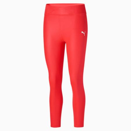 Calzas Modern Sports 7/8 Shiny para mujer, Sunblaze, pequeño