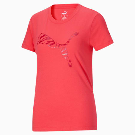 T-shirt Modern Sports, femme, Rose paradisiaque, petit