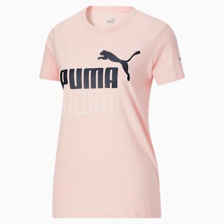 T-shirt ample PUMA POWER, femme, Lotus-Envoutant, petit