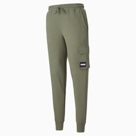 Men's Sweatpants, Deep Lichen Green, small-GBR