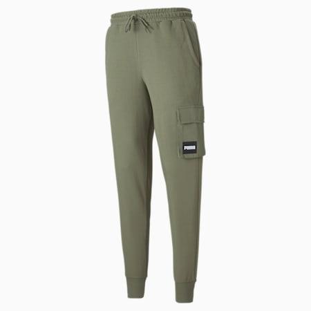 Men's Sweatpants, Deep Lichen Green, small
