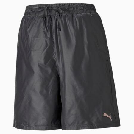 Shiny Women's Shorts, Puma Black, small-GBR