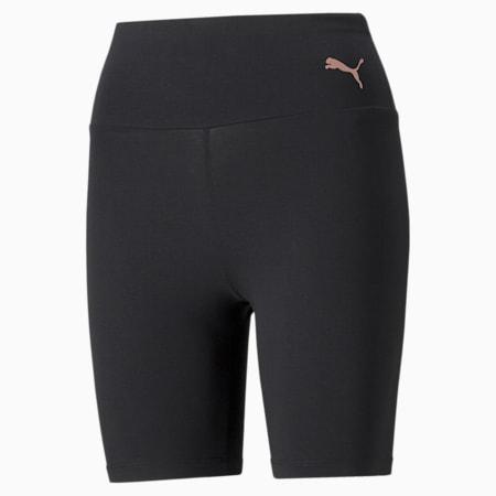 Women's Short Leggings, Puma Black, small-GBR