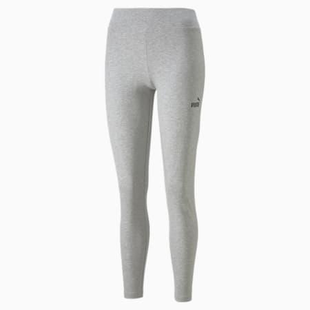 Damskie legginsy Essentials PLUS, Light Gray Heather, small