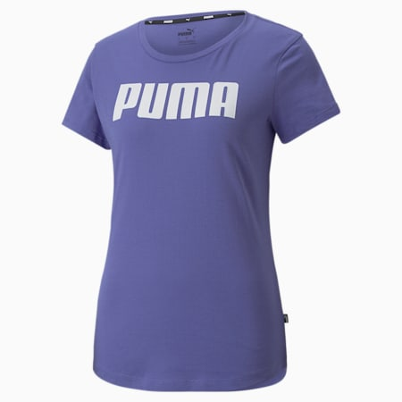 T-shirt Essentials da donna, Blue Iris, small
