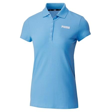 Essentials Pique Women's Polo Shirt, Allure, small-SEA