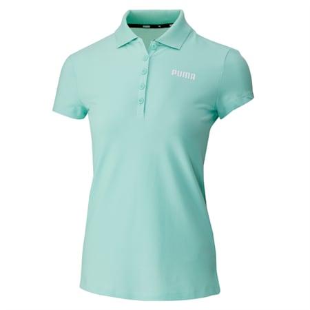 Essentials Pique Women's Polo Shirt, Mist Green, small-SEA