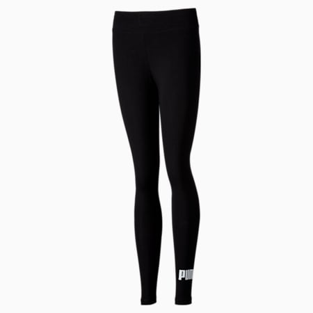 Essentials Women's Leggings, Puma Black, small-SEA