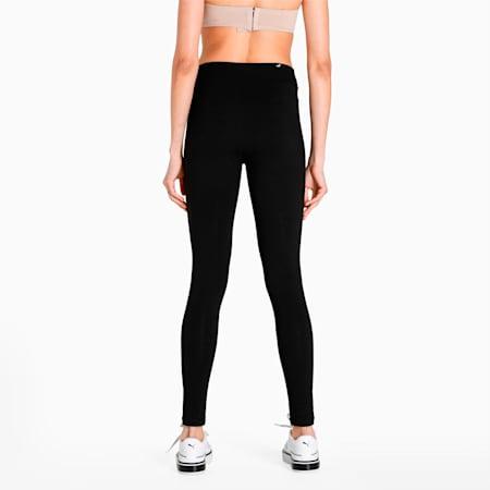 Essentials Women's Leggings, Puma Black, small-IND