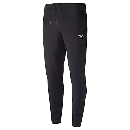 Essentials Woven Men's Pants, Puma Black, small-SEA