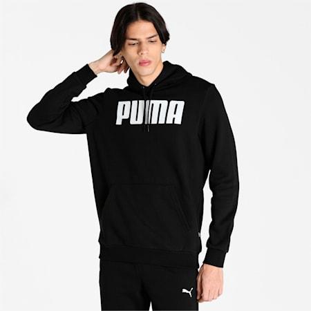 Sweat à capuche Essentials pour homme, Puma Black, small
