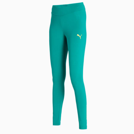 PUMA Graphic Women's Tights, Parasailing, small-IND